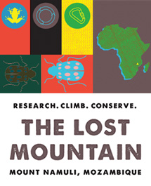 Climb. Research. Conserve. – Mt. Namuli, Mozambique